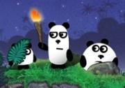 เกมส์สามพี่น้องแพนด้า 2