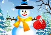 เกมส์แต่งตัวตุ๊กตาหิมะ