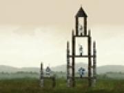 เกมส์เครื่องยิงหินถล่มปราสาท